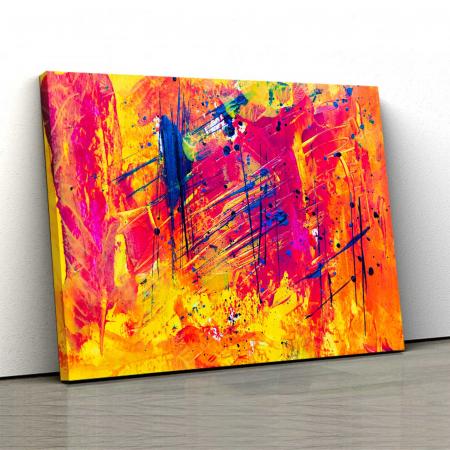 Tablou canvas abstract art [0]