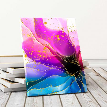 Tablou Canvas - Elegant Lines 2 [0]