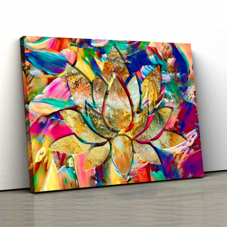Tablou Canvas - Meditation0