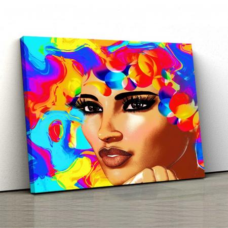 Tablou Canvas - 3D Beauty [0]
