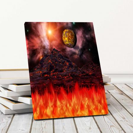 Tablou Canvas - Apocalipsa [0]