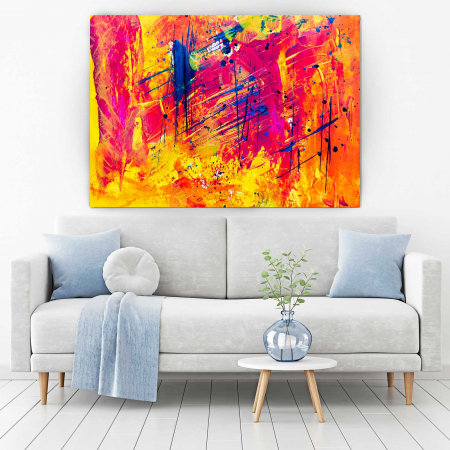 Tablou canvas abstract art [1]