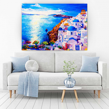 Tablou Canvas Grecia [1]