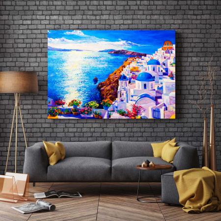 Tablou Canvas Grecia [2]