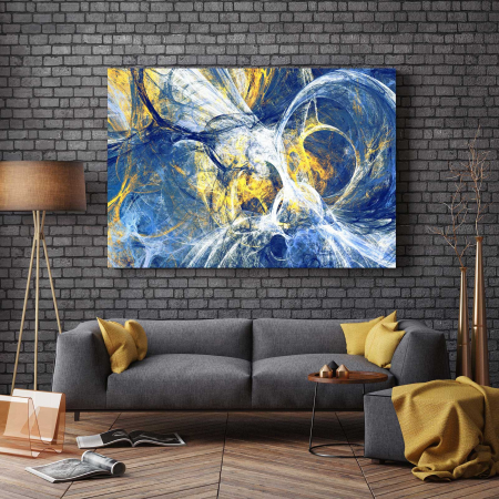 Tablou Canvas - Explosion [2]