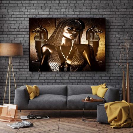 Tablou Canvas - Modern Nefertiti2