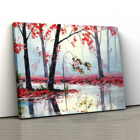 Tablou Canvas - Adierea Toamnei [0]