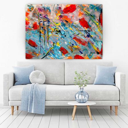 Tablou Canvas - Amazing Art Idea1