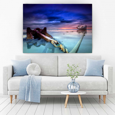 Tablou Canvas - Anchor1