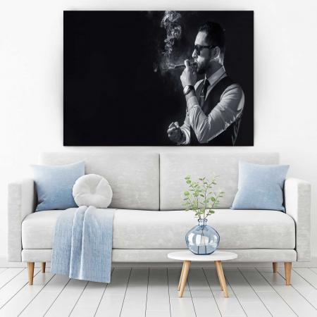 Tablou Canvas - Antreprenor1