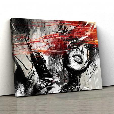 Tablou Canvas - Artă Stradală [0]