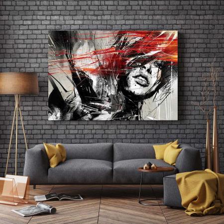 Tablou Canvas - Artă Stradală [2]
