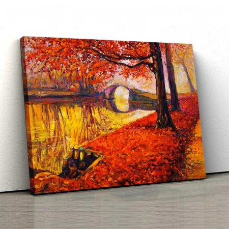 Tablou Canvas - Autumn0