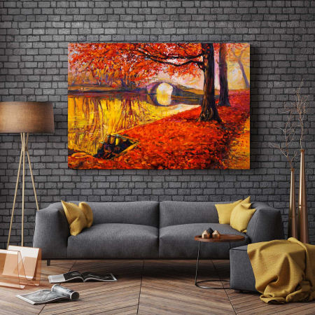 Tablou Canvas - Autumn2