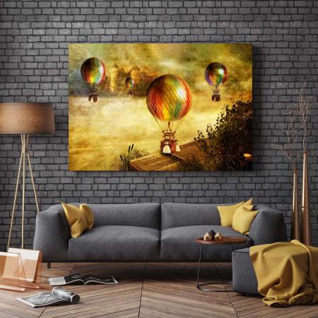 Tablou Canvas - Baloons [2]