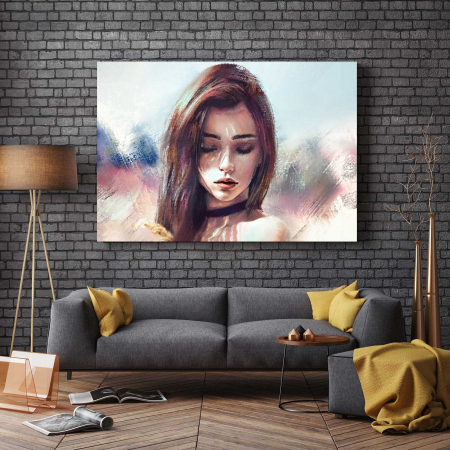 Tablou Canvas - Beauty2