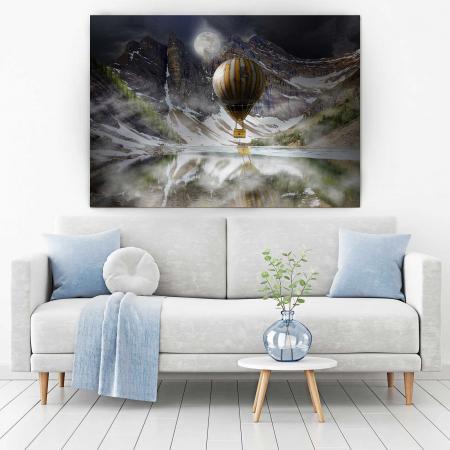Tablou Canvas - Blue Mountain1