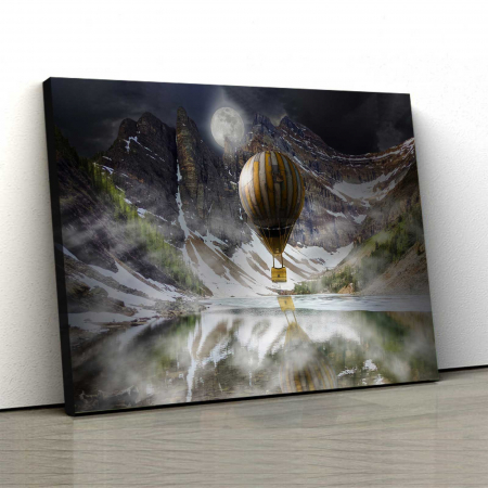 Tablou Canvas - Blue Mountain0
