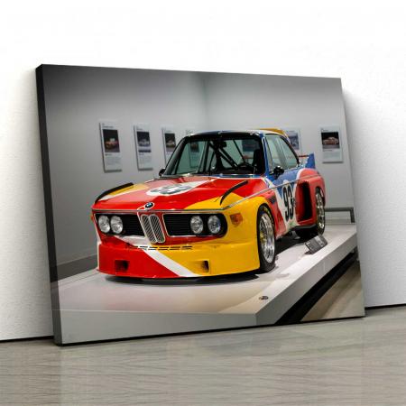 Tablou Canvas - Bmw e90