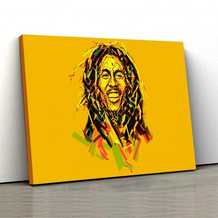 Tablou Canvas - Bob Marley 20