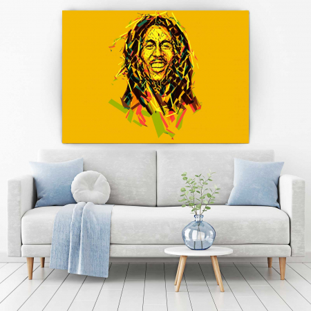 Tablou Canvas - Bob Marley 21