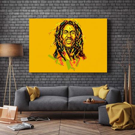 Tablou Canvas - Bob Marley 22