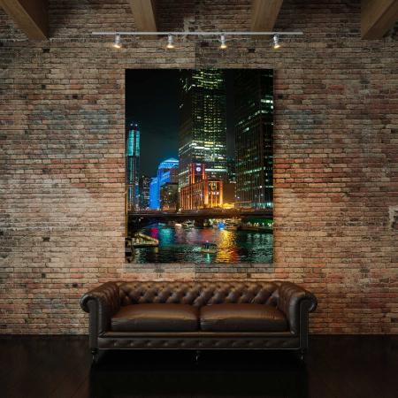 Tablou Canvas - Building View2