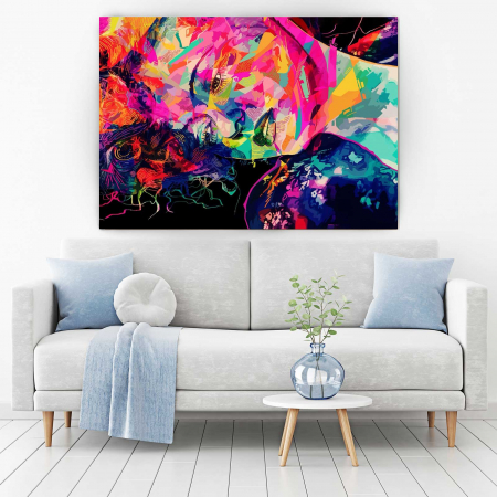 Tablou Canvas - Splash Girl1