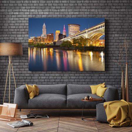 Tablou Canvas - Cleveland [2]