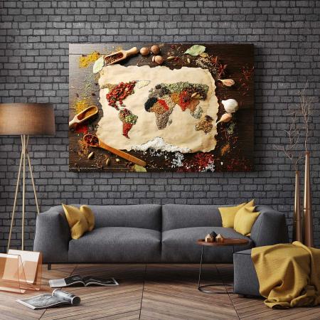 Tablou Canvas - Condimente [2]