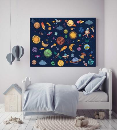 Tablouri Copii - Univers1