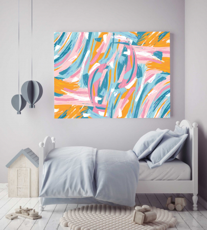 Tablou Canvas Copii - Art [1]