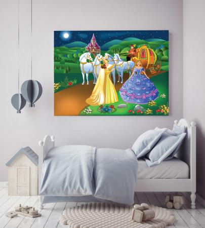 Tablou Canvas Copii - Cenusareasa2