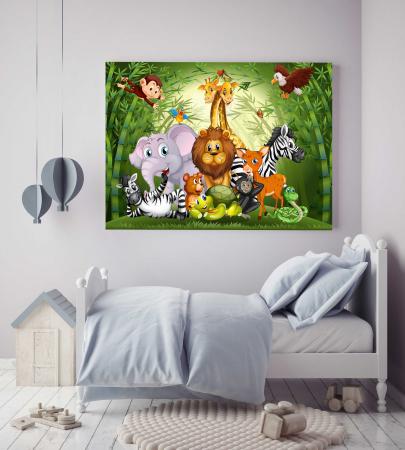 Tablou Canvas Copii - Party1