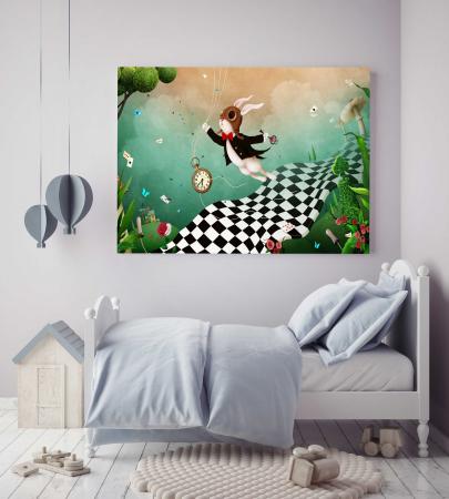Tablou Canvas Copii - Wonderland [1]