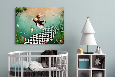Tablou Canvas Copii - Wonderland [2]