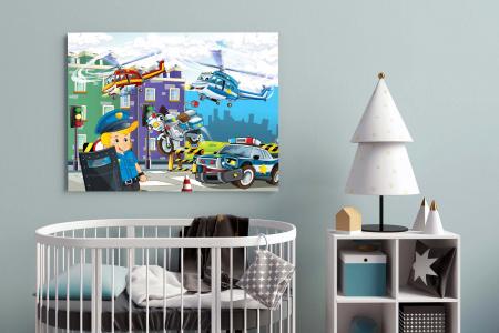 Tablouri Canvas Copii - Cars [2]