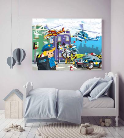 Tablouri Canvas Copii - Cars [1]