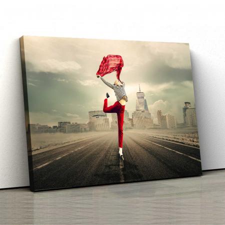 Tablou Canvas - Dance Baby [0]