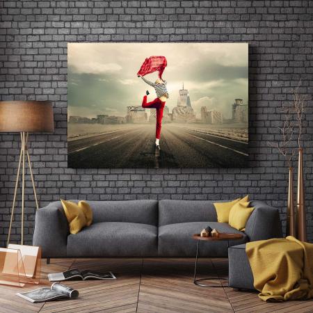 Tablou Canvas - Dance Baby [2]