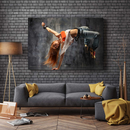 Tablou Canvas - Dance Girl2