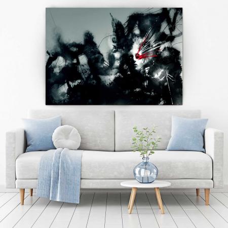 Tablou Canvas - Dark Inspiration [1]
