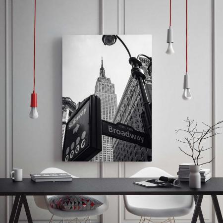 Tablou Canvas - Empire State Building1