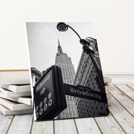 Tablou Canvas - Empire State Building0