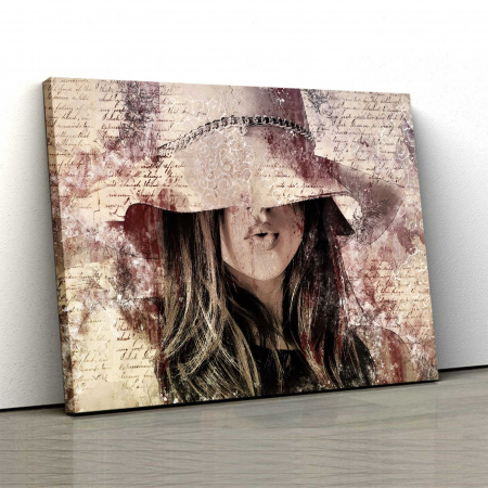 Tablou Canvas - Fashion0