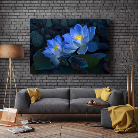 Tablou Canvas - Floare De Lotus2