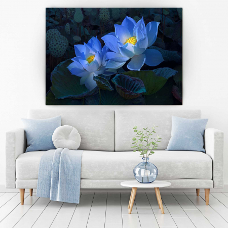 Tablou Canvas - Floare De Lotus1