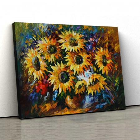 Tablou Canvas - Floarea-Soarelui [0]