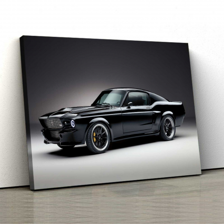 Tablou Canvas - Ford Mustang0
