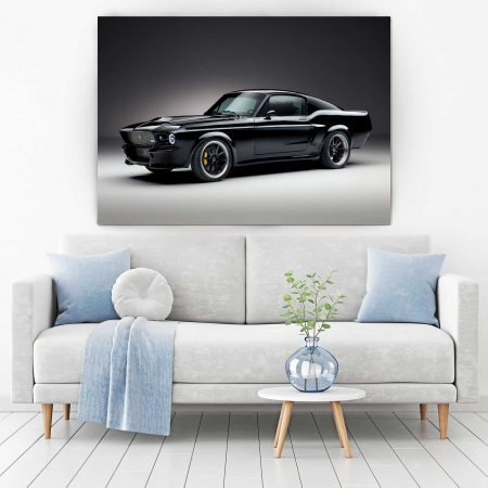 Tablou Canvas - Ford Mustang1